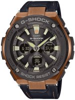 zegarek G-STEEL Tough Leather Casio GST-W120L-1AER