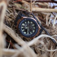 Zegarek męski Casio g-shock g-steel GST-W120L-1AER - duże 3