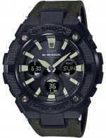 Zegarek męski Casio G-SHOCK g-shock g-steel GST-W130BC-1A3ER - duże 1