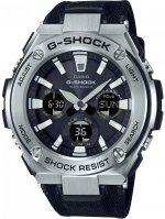 Zegarek męski Casio g-shock g-steel GST-W130C-1AER - duże 1