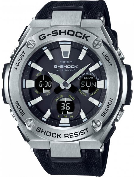 Zegarek Casio G-SHOCK GST-W130C-1AER - duże 1