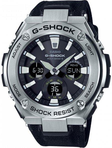 Zegarek Casio GST-W130C-1AER-POWYSTAWOWY - duże 1