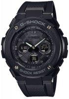 Zegarek męski Casio g-shock g-steel GST-W300G-1A1ER - duże 1