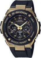 Zegarek męski Casio G-SHOCK g-shock g-steel GST-W300G-1A9ER - duże 1