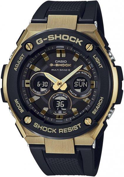 Zegarek Casio G-SHOCK GST-W300G-1A9ER - duże 1