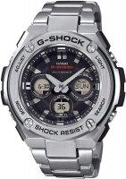 Zegarek męski Casio g-shock g-steel GST-W310D-1AER - duże 1