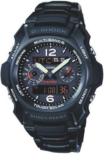G-Shock GW-2500BD-1AER G-Shock