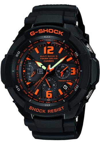 Zegarek G-Shock Casio Red Hawk -męski - duże 3
