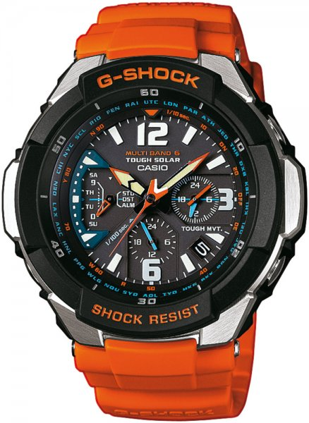 Zegarek Casio G-SHOCK GW-3000M-4AER - duże 1