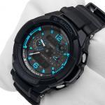 G-Shock GW-3500B-1A2ER G-Shock zegarek męski sportowy mineralne