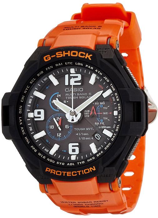 GW-4000R-4AER - zegarek męski - duże 3