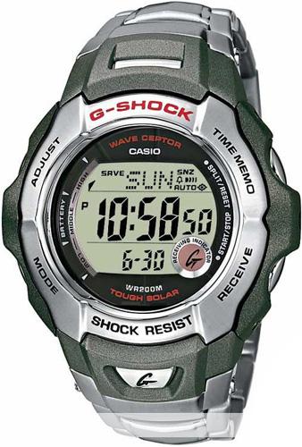 Zegarek G-Shock Casio Solar Operator -męski - duże 3
