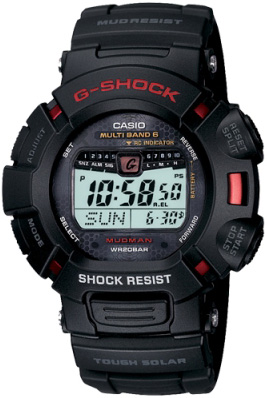 G-Shock GW-9010-1ER G-Shock Mudcrawler