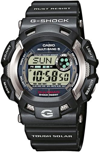 G-Shock GW-9100-1ER G-Shock Gulf Sailer