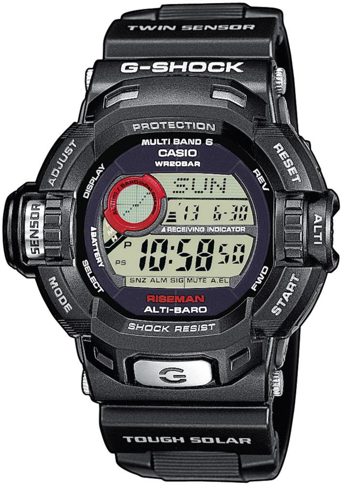 GW-9200-1ER - zegarek męski - duże 3