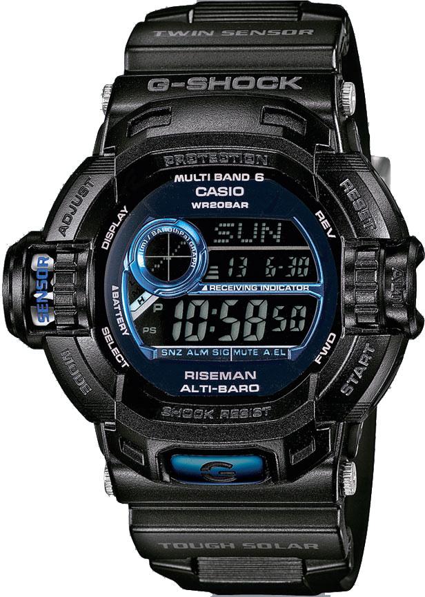 GW-9230BJ-1ER - zegarek męski - duże 3