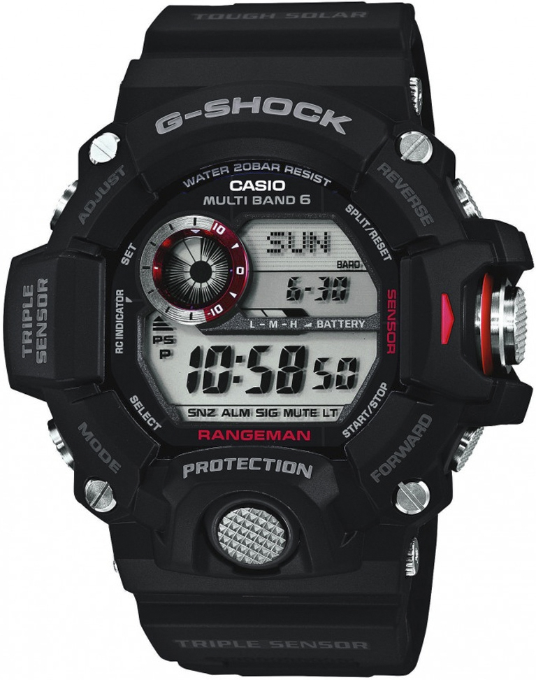 G-Shock GW-9400-1ER G-SHOCK Master of G RANGEMAN