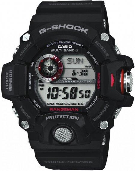 Zegarek Casio GW-9400-1ER - duże 1
