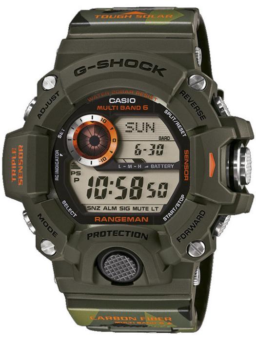 G-Shock GW-9400CMJ-3ER G-SHOCK Master of G Rangeman