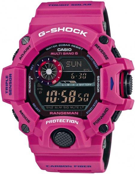 GW-9400SRJ-4ER - zegarek męski - duże 3