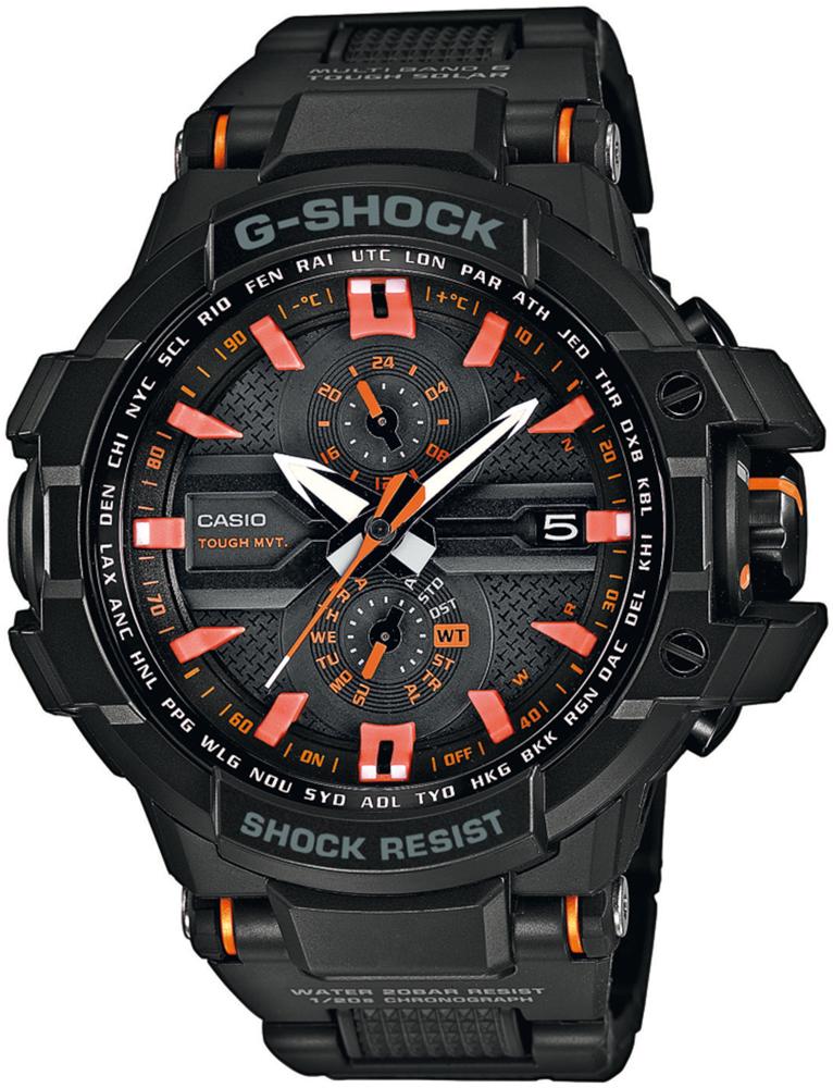 GW-A1000FC-1A4ER - zegarek męski - duże 3