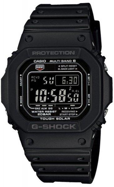 Zegarek Casio GW-M5610-1BER - duże 1