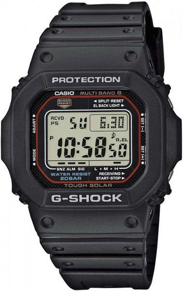 Zegarek Casio GW-M5610-1ER - duże 1