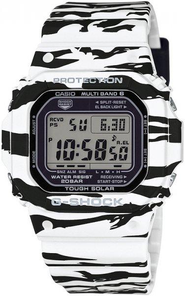 GW-M5610BW-7ER - zegarek męski - duże 3