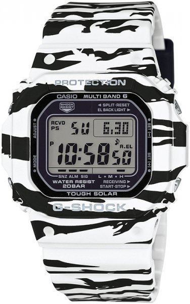 G-Shock GW-M5610BW-7ER G-SHOCK Original