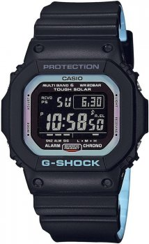 zegarek Pearl Blue Neon Accent Collection Casio GW-M5610PC-1ER