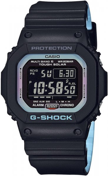 GW-M5610PC-1ER - zegarek męski - duże 3
