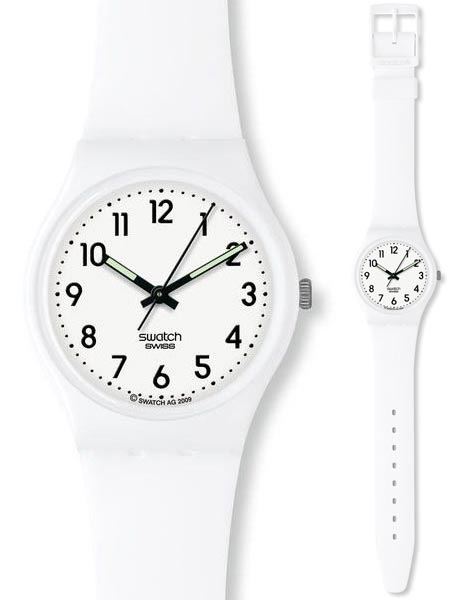 Swatch GW151 Originals Gent JUST WHITE