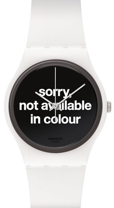 Zegarek Swatch GW165 - duże 1