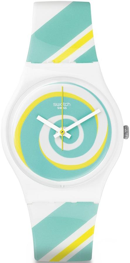 Zegarek damski Swatch originals gent GW166 - duże 1