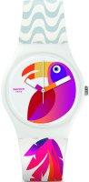 Zegarek damski Swatch originals gent GW175 - duże 1