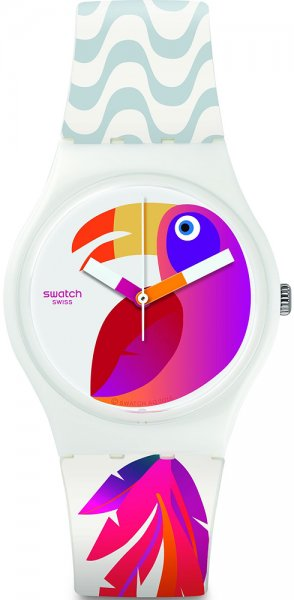 Zegarek Swatch GW175 - duże 1