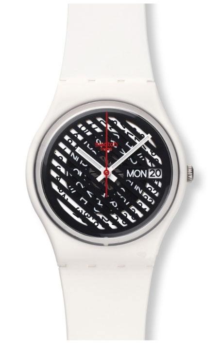 Zegarek damski Swatch originals gent GW704 - duże 1