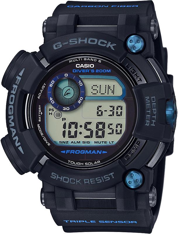 G-Shock GWF-D1000B-1ER G-SHOCK Master of G FROGMAN