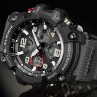Zegarek męski Casio g-shock master of g GWG-100-1A8ER - duże 2
