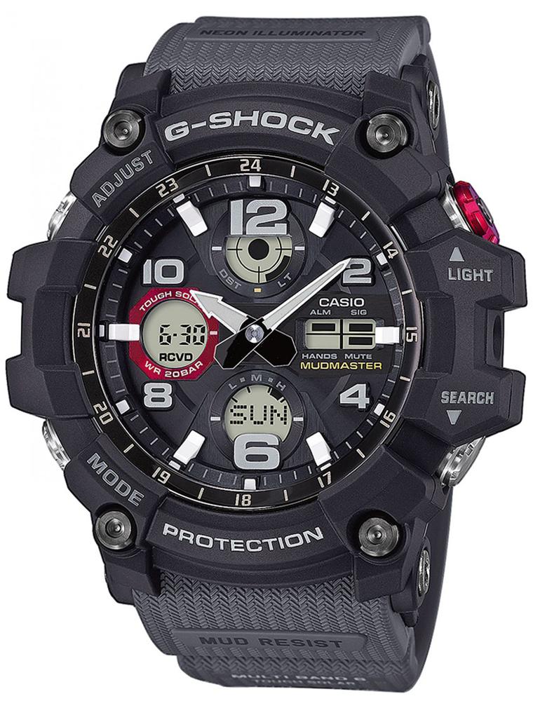 G-Shock GWG-100-1A8ER G-SHOCK Master of G Mudmaster