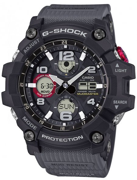 Zegarek Casio GWG-100-1A8ER - duże 1