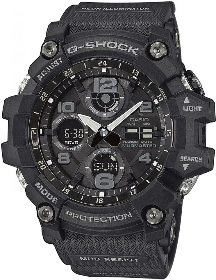 G-Shock GWG-100-1AER G-SHOCK Master of G Mudmaster