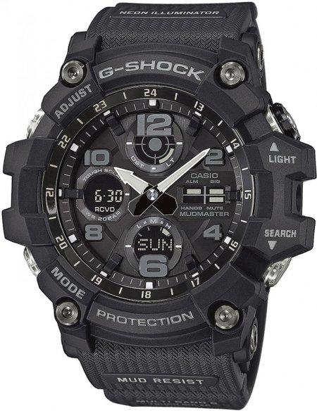 Zegarek Casio G-SHOCK GWG-100-1AER - duże 1