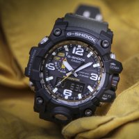 Zegarek męski Casio g-shock master of g GWG-1000-1A3ER - duże 2