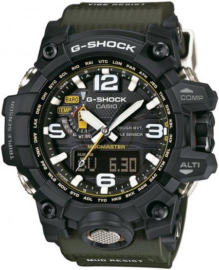 Zegarek Casio GWG-1000-1A3ER - duże 1