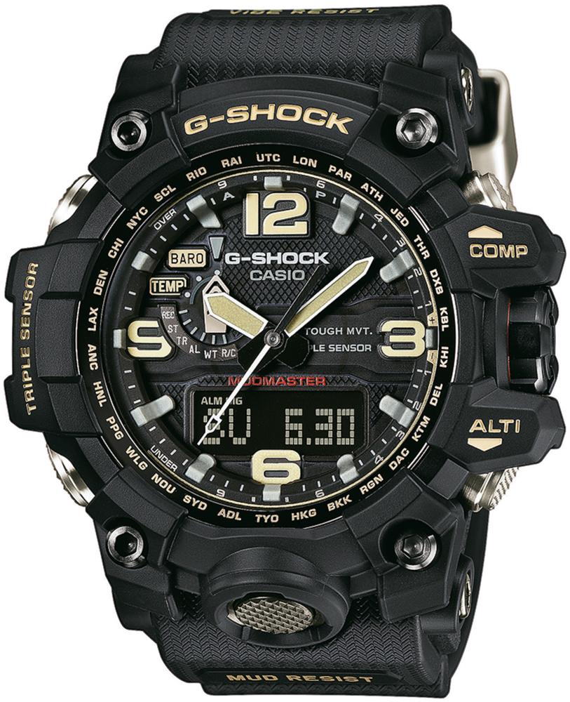 G-Shock GWG-1000-1AER G-SHOCK Master of G MUDMASTER