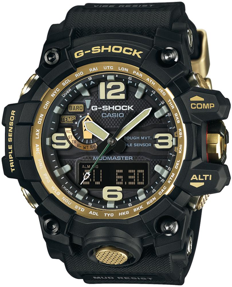 G-Shock GWG-1000GB-1AER G-SHOCK Master of G Mudmaster