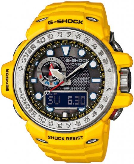 GWN-1000-9AER - zegarek męski - duże 3