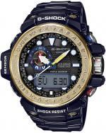 Zegarek męski Casio G-SHOCK g-shock GWN-1000F-2AER - duże 1