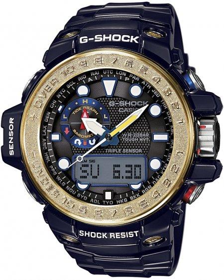 Zegarek Casio G-SHOCK GWN-1000F-2AER - duże 1